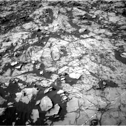 Nasa's Mars rover Curiosity acquired this image using its Right Navigation Camera on Sol 1249, at drive 2166, site number 52