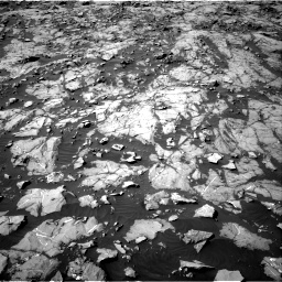 Nasa's Mars rover Curiosity acquired this image using its Right Navigation Camera on Sol 1249, at drive 2178, site number 52
