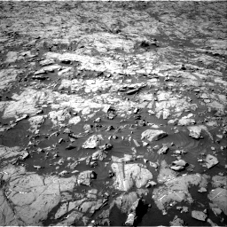 Nasa's Mars rover Curiosity acquired this image using its Right Navigation Camera on Sol 1249, at drive 2250, site number 52