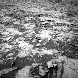 Nasa's Mars rover Curiosity acquired this image using its Right Navigation Camera on Sol 1250, at drive 2262, site number 52