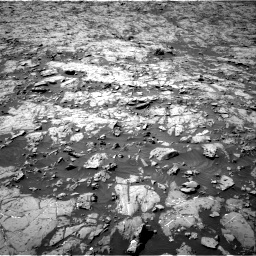 Nasa's Mars rover Curiosity acquired this image using its Right Navigation Camera on Sol 1250, at drive 2274, site number 52