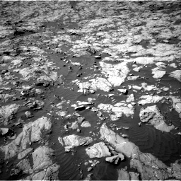Nasa's Mars rover Curiosity acquired this image using its Right Navigation Camera on Sol 1250, at drive 2298, site number 52