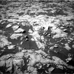 Nasa's Mars rover Curiosity acquired this image using its Right Navigation Camera on Sol 1250, at drive 2316, site number 52