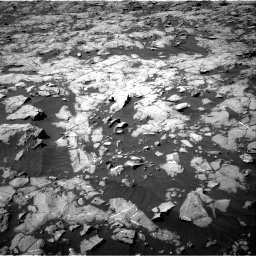 Nasa's Mars rover Curiosity acquired this image using its Right Navigation Camera on Sol 1250, at drive 2322, site number 52