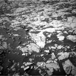 Nasa's Mars rover Curiosity acquired this image using its Right Navigation Camera on Sol 1250, at drive 2364, site number 52