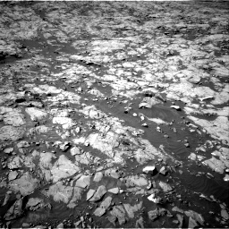 Nasa's Mars rover Curiosity acquired this image using its Right Navigation Camera on Sol 1250, at drive 2376, site number 52