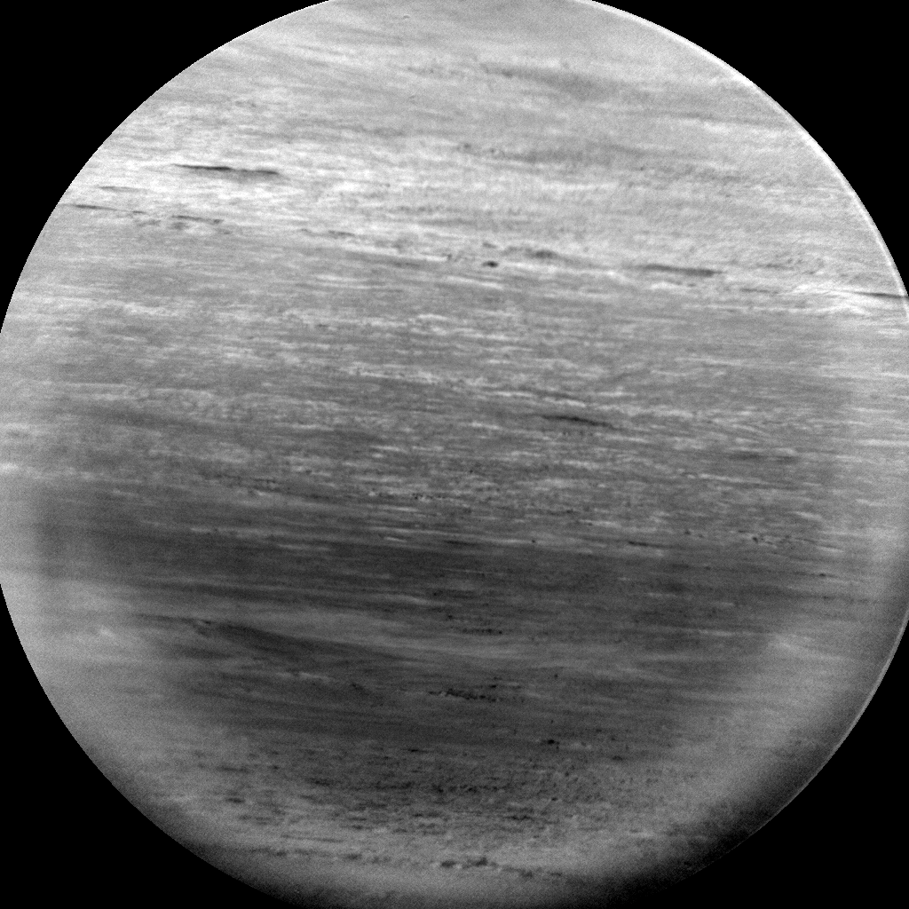 Nasa's Mars rover Curiosity acquired this image using its Chemistry & Camera (ChemCam) on Sol 1252, at drive 2388, site number 52