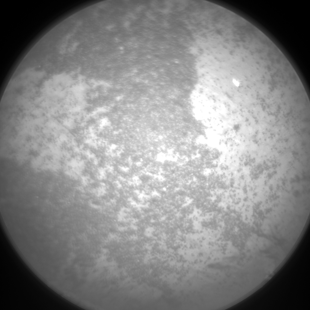 Nasa's Mars rover Curiosity acquired this image using its Chemistry & Camera (ChemCam) on Sol 1253, at drive 2388, site number 52