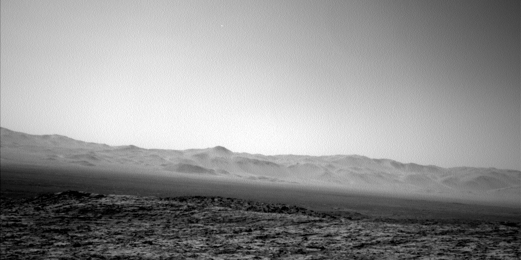 Nasa's Mars rover Curiosity acquired this image using its Left Navigation Camera on Sol 1253, at drive 2388, site number 52