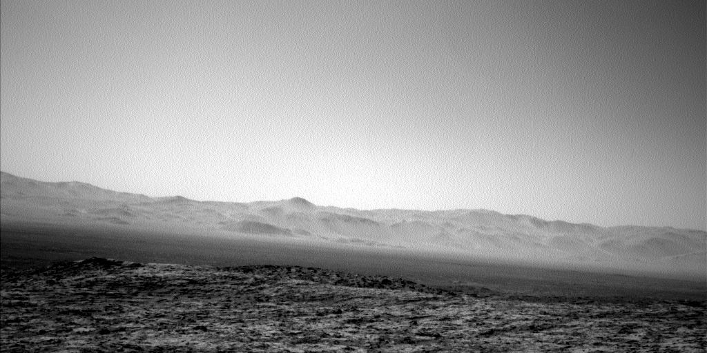 Nasa's Mars rover Curiosity acquired this image using its Left Navigation Camera on Sol 1254, at drive 2388, site number 52