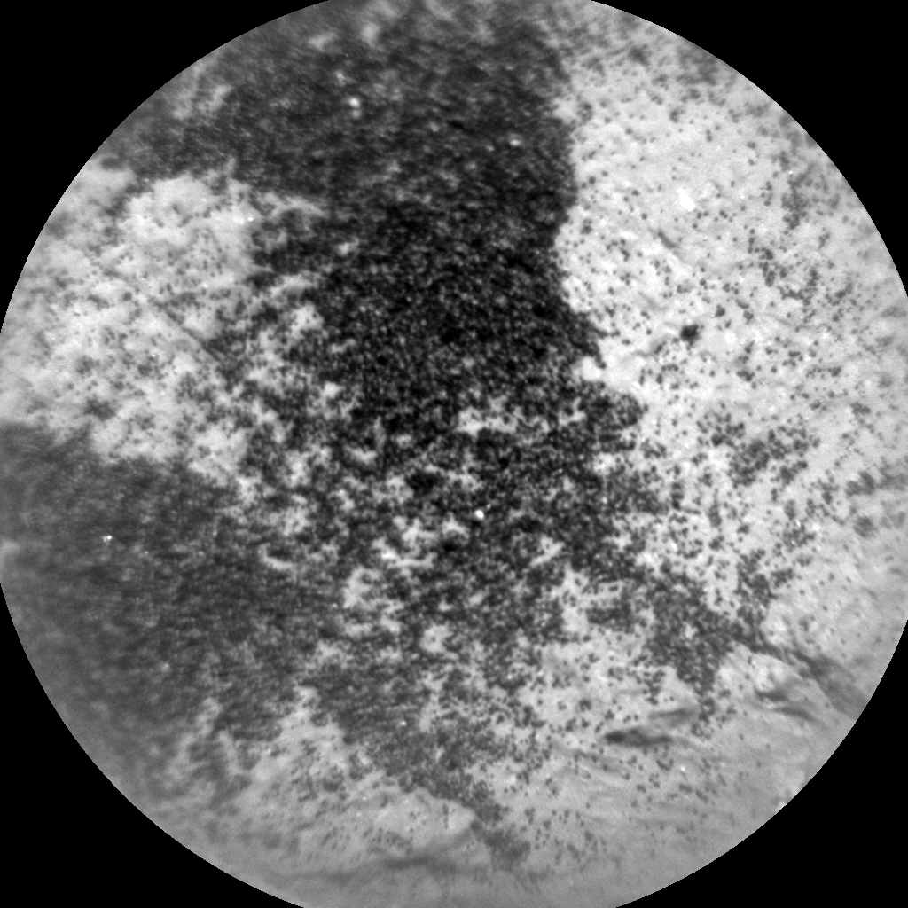 Nasa's Mars rover Curiosity acquired this image using its Chemistry & Camera (ChemCam) on Sol 1254, at drive 2388, site number 52