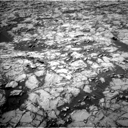 Nasa's Mars rover Curiosity acquired this image using its Left Navigation Camera on Sol 1255, at drive 2454, site number 52