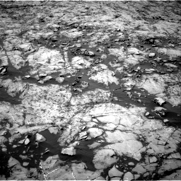 Nasa's Mars rover Curiosity acquired this image using its Right Navigation Camera on Sol 1255, at drive 2418, site number 52
