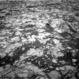 Nasa's Mars rover Curiosity acquired this image using its Right Navigation Camera on Sol 1255, at drive 2448, site number 52