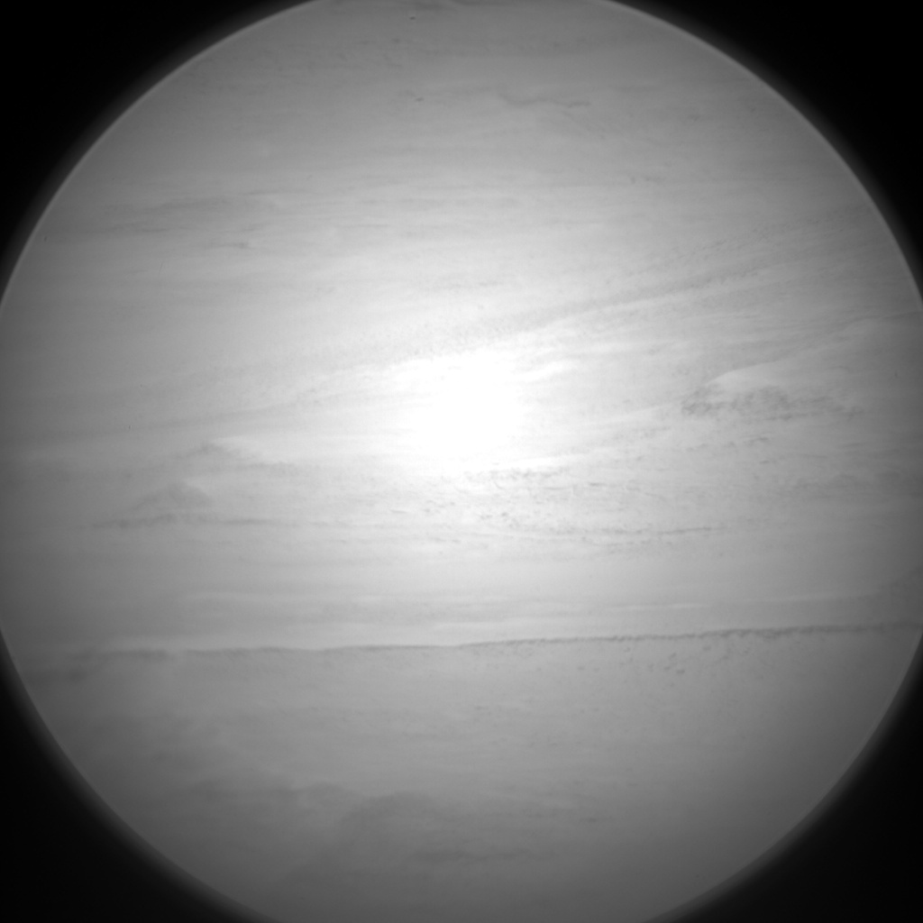 Nasa's Mars rover Curiosity acquired this image using its Chemistry & Camera (ChemCam) on Sol 1256, at drive 2500, site number 52