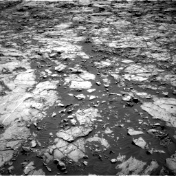 Nasa's Mars rover Curiosity acquired this image using its Right Navigation Camera on Sol 1256, at drive 2512, site number 52