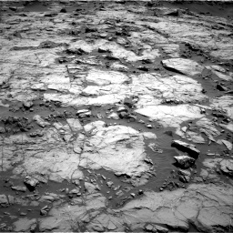 Nasa's Mars rover Curiosity acquired this image using its Right Navigation Camera on Sol 1256, at drive 2566, site number 52