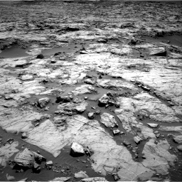 Nasa's Mars rover Curiosity acquired this image using its Right Navigation Camera on Sol 1256, at drive 2590, site number 52