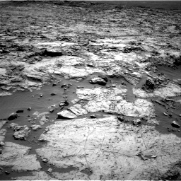 Nasa's Mars rover Curiosity acquired this image using its Right Navigation Camera on Sol 1256, at drive 2614, site number 52