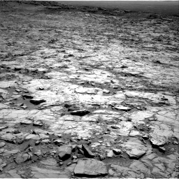 Nasa's Mars rover Curiosity acquired this image using its Right Navigation Camera on Sol 1256, at drive 2662, site number 52