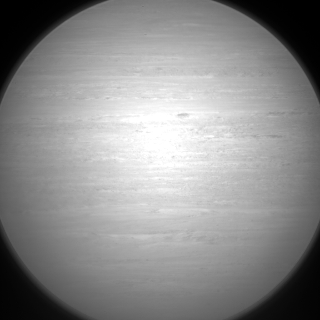 Nasa's Mars rover Curiosity acquired this image using its Chemistry & Camera (ChemCam) on Sol 1257, at drive 2668, site number 52