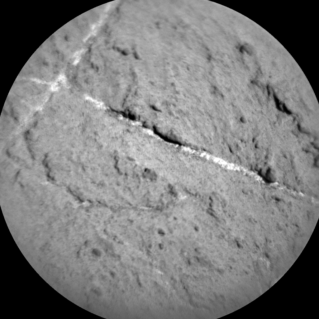 Nasa's Mars rover Curiosity acquired this image using its Chemistry & Camera (ChemCam) on Sol 1259, at drive 2678, site number 52