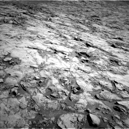 Nasa's Mars rover Curiosity acquired this image using its Left Navigation Camera on Sol 1260, at drive 2696, site number 52