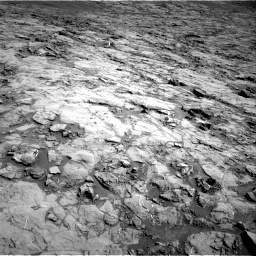 Nasa's Mars rover Curiosity acquired this image using its Right Navigation Camera on Sol 1260, at drive 2690, site number 52