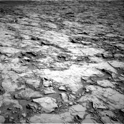 Nasa's Mars rover Curiosity acquired this image using its Right Navigation Camera on Sol 1260, at drive 2702, site number 52