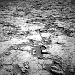 Nasa's Mars rover Curiosity acquired this image using its Right Navigation Camera on Sol 1260, at drive 2714, site number 52