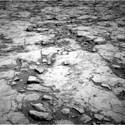 Nasa's Mars rover Curiosity acquired this image using its Right Navigation Camera on Sol 1260, at drive 2720, site number 52