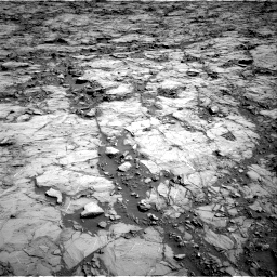 Nasa's Mars rover Curiosity acquired this image using its Right Navigation Camera on Sol 1260, at drive 2750, site number 52