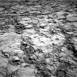 Nasa's Mars rover Curiosity acquired this image using its Right Navigation Camera on Sol 1260, at drive 2756, site number 52