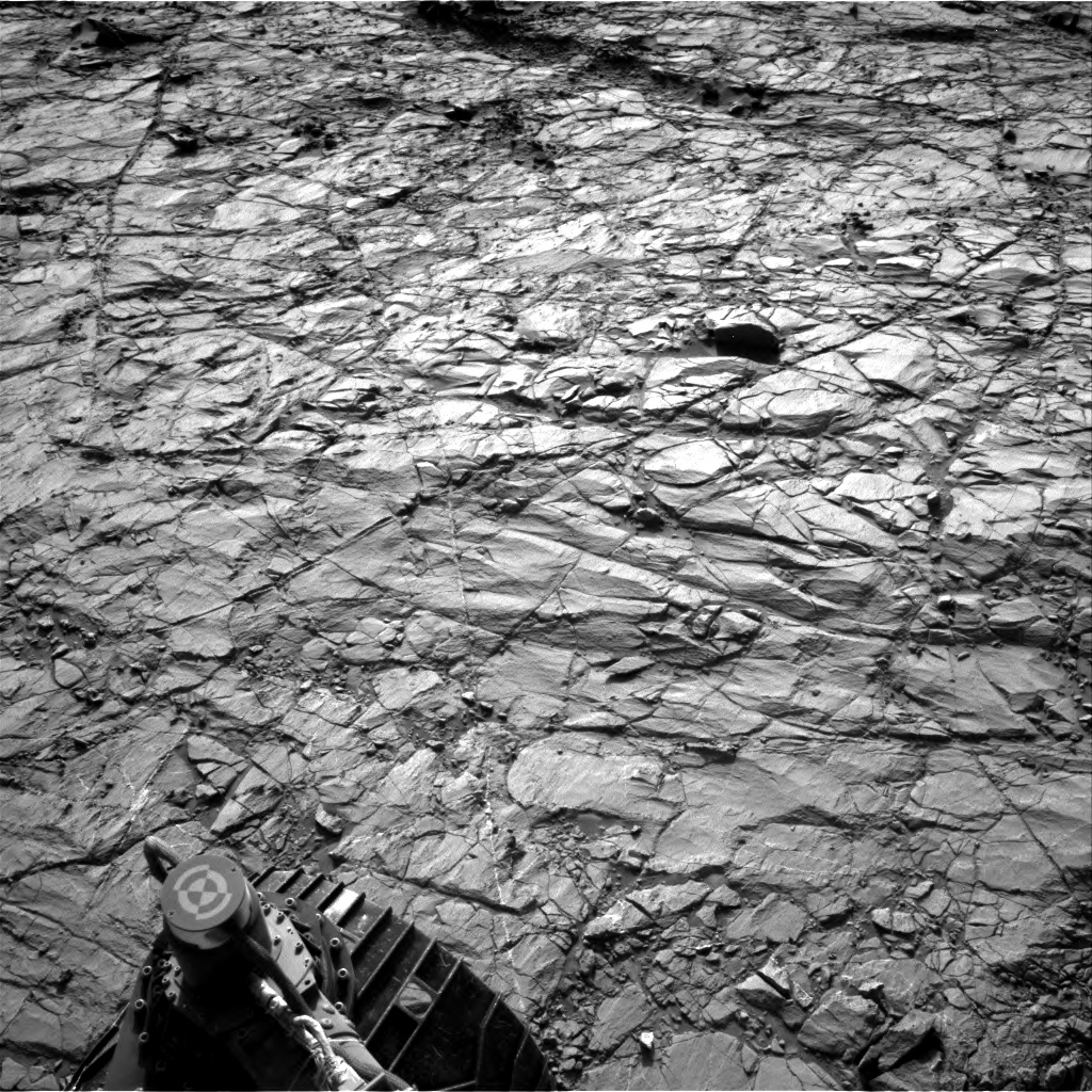 Nasa's Mars rover Curiosity acquired this image using its Right Navigation Camera on Sol 1260, at drive 2772, site number 52