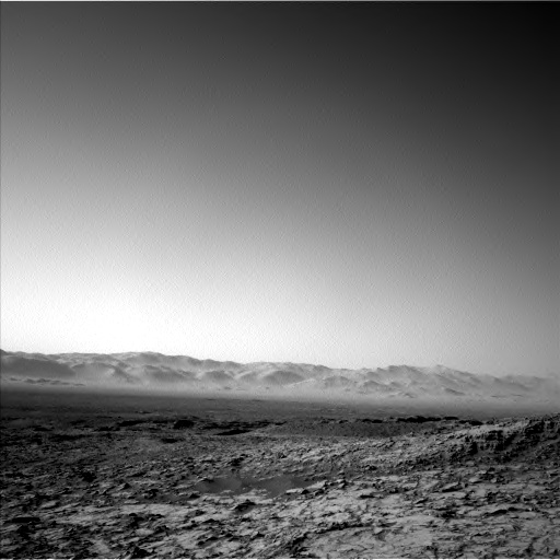 Nasa's Mars rover Curiosity acquired this image using its Left Navigation Camera on Sol 1261, at drive 2772, site number 52