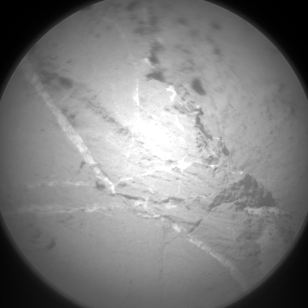 Nasa's Mars rover Curiosity acquired this image using its Chemistry & Camera (ChemCam) on Sol 1262, at drive 2772, site number 52
