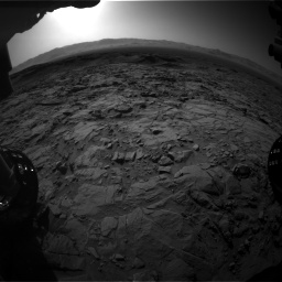 Nasa's Mars rover Curiosity acquired this image using its Front Hazard Avoidance Camera (Front Hazcam) on Sol 1262, at drive 3228, site number 52