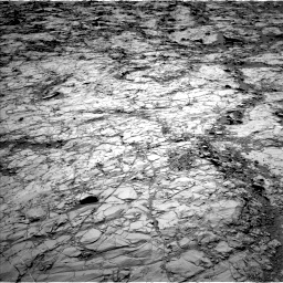 Nasa's Mars rover Curiosity acquired this image using its Left Navigation Camera on Sol 1262, at drive 2772, site number 52