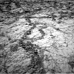 Nasa's Mars rover Curiosity acquired this image using its Left Navigation Camera on Sol 1262, at drive 2778, site number 52