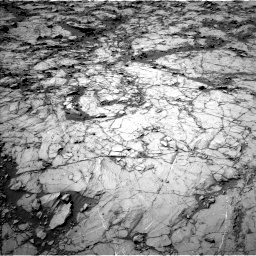 Nasa's Mars rover Curiosity acquired this image using its Left Navigation Camera on Sol 1262, at drive 2820, site number 52