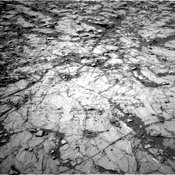 Nasa's Mars rover Curiosity acquired this image using its Left Navigation Camera on Sol 1262, at drive 2832, site number 52