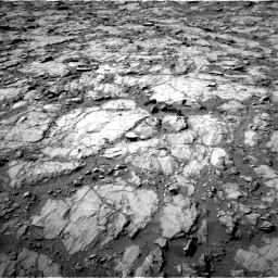 Nasa's Mars rover Curiosity acquired this image using its Left Navigation Camera on Sol 1262, at drive 2862, site number 52
