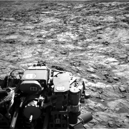 Nasa's Mars rover Curiosity acquired this image using its Left Navigation Camera on Sol 1262, at drive 3108, site number 52