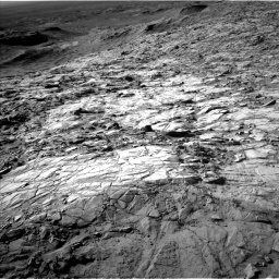 Nasa's Mars rover Curiosity acquired this image using its Left Navigation Camera on Sol 1262, at drive 3210, site number 52