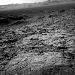 Nasa's Mars rover Curiosity acquired this image using its Left Navigation Camera on Sol 1262, at drive 3216, site number 52