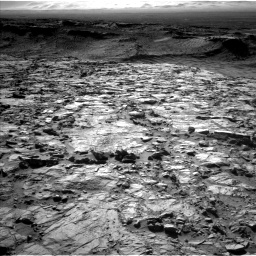 Nasa's Mars rover Curiosity acquired this image using its Left Navigation Camera on Sol 1262, at drive 3228, site number 52