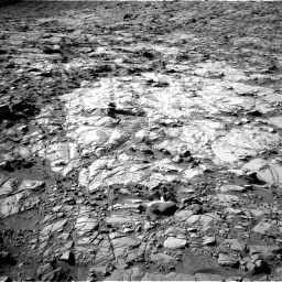Nasa's Mars rover Curiosity acquired this image using its Left Navigation Camera on Sol 1262, at drive 3234, site number 52
