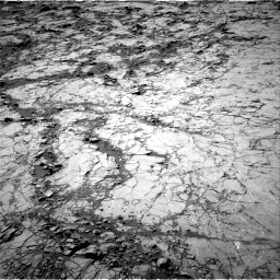 Nasa's Mars rover Curiosity acquired this image using its Right Navigation Camera on Sol 1262, at drive 2802, site number 52