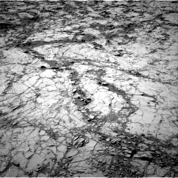 Nasa's Mars rover Curiosity acquired this image using its Right Navigation Camera on Sol 1262, at drive 2808, site number 52