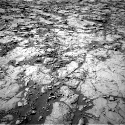 Nasa's Mars rover Curiosity acquired this image using its Right Navigation Camera on Sol 1262, at drive 2844, site number 52